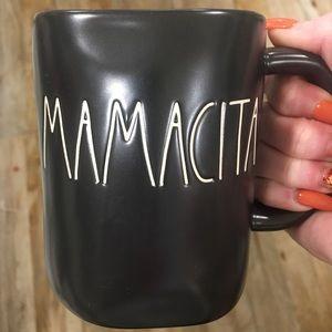 Brand New Rae Dunn 🔥 MAMACITA Mug 🔥 Black HTF